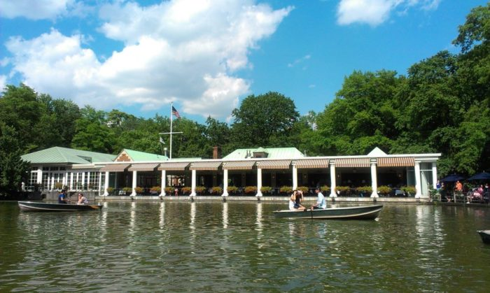 3. Enjoy a romantic date at The Loeb Boathouse in Central Park.