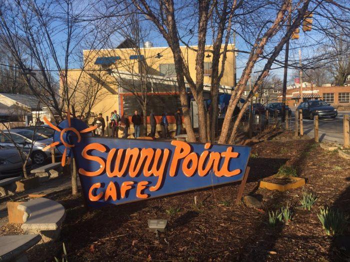 1. Sunny Point Cafe, Asheville