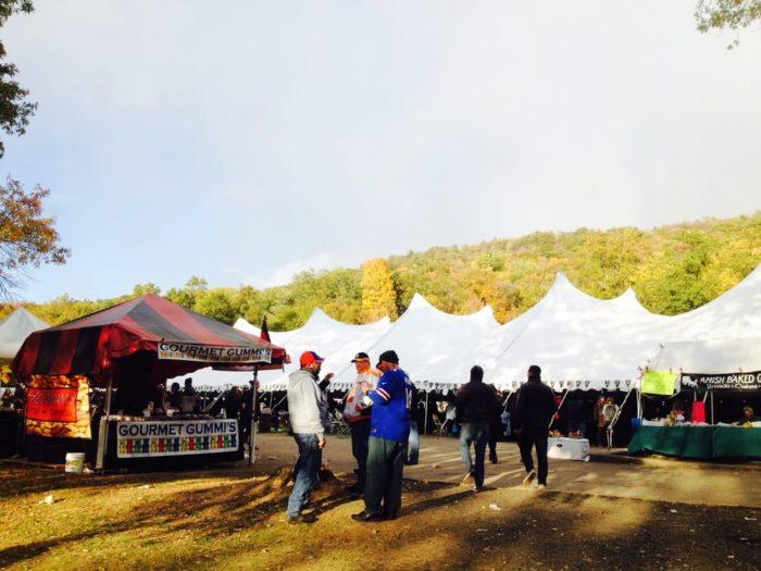 9. Bear Mountain Inn Oktoberfest - Bear Mountain