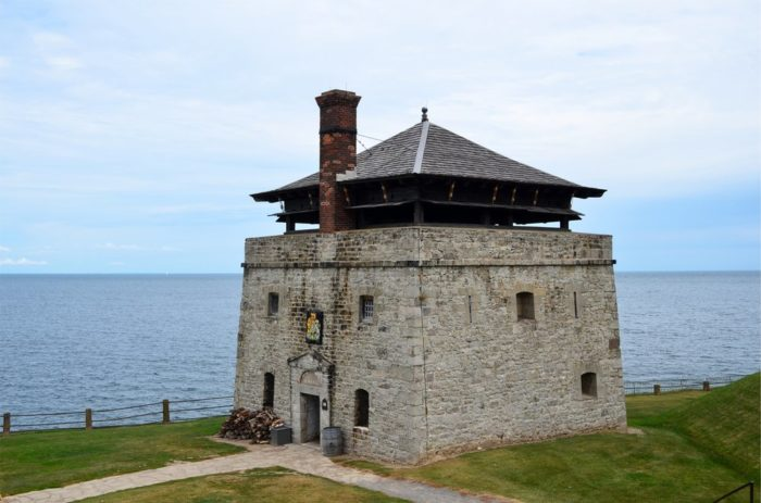 5. Old Fort Niagara - Youngstown