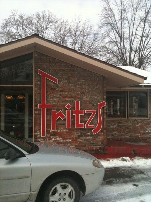 12. Fritz's Railroad Restaurant (Kansas City)