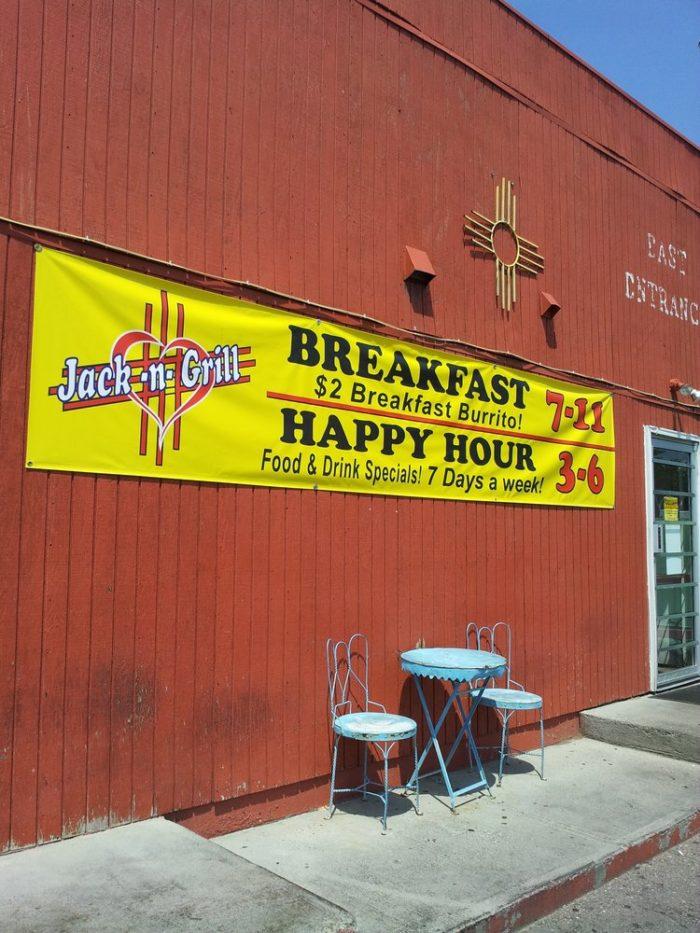 3. Jack-N-Grill (Denver)