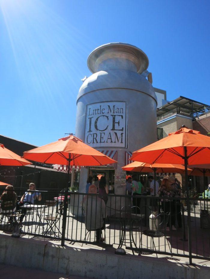 7. Little Man Ice Cream