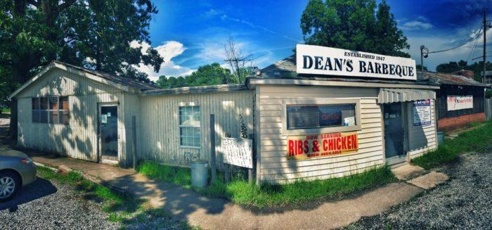 2. Dean's Barbecue—9480 S Main St Jonesboro, GA 30236