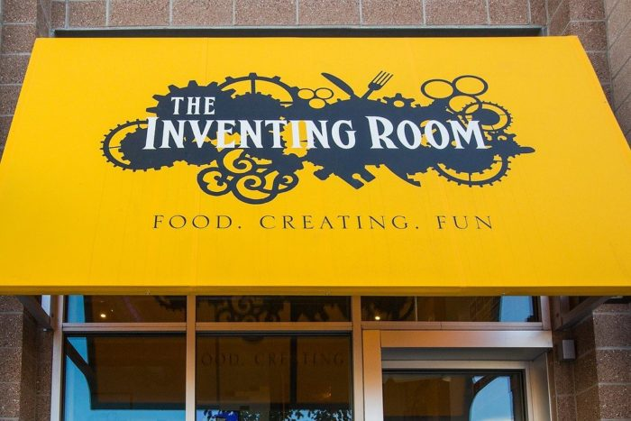 10. The Inventing Room