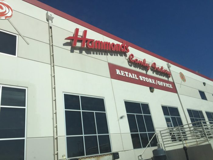"""How lucky are we that the world famous Hammond's Candy Factory is located right in our own backyard?! Since 1920, Denver has been home to this """"sweet"""" business that manufactures not only the famous chocolate bars, but candy canes, ribbon candy, and so much more!"""