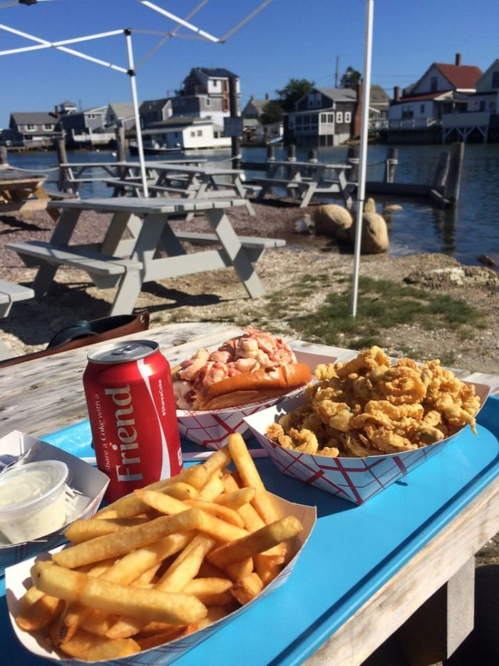 Here Are The 10 Best Seafood Shacks In Massachusetts