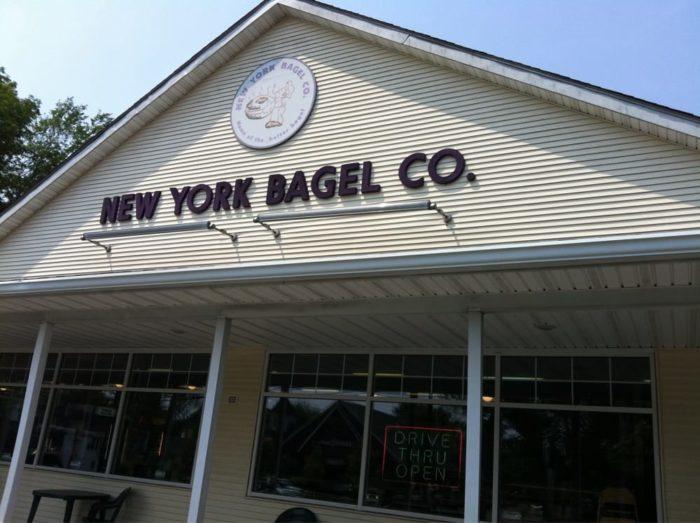 14. New York Bagel, North Dartmouth