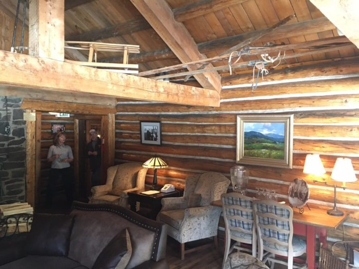 Upon your arrival to the Ski Tip, you will be greeted by a small and quaint setting complete with cozy fireplace, exposed wood beams, and other touches that will make you think you have left the hustle and bustle of modern times for the mid-19th Century.