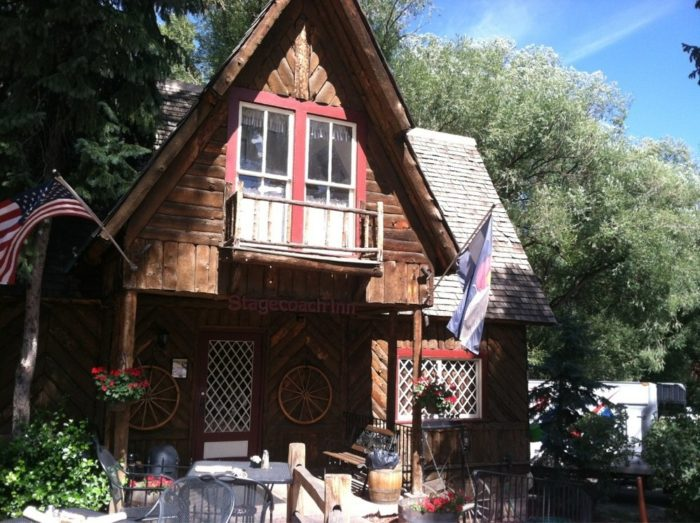 3. Stagecoach Inn (Manitou Springs)