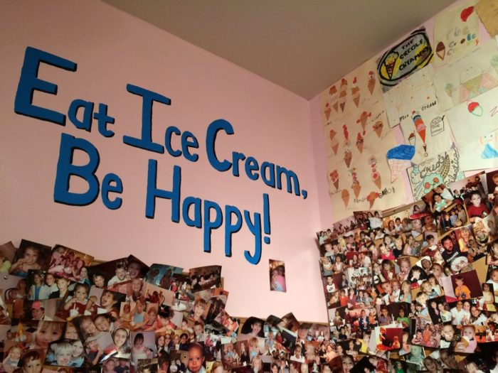 So go ahead and check out the operations at this incredible ice cream parlor in New Orleans.