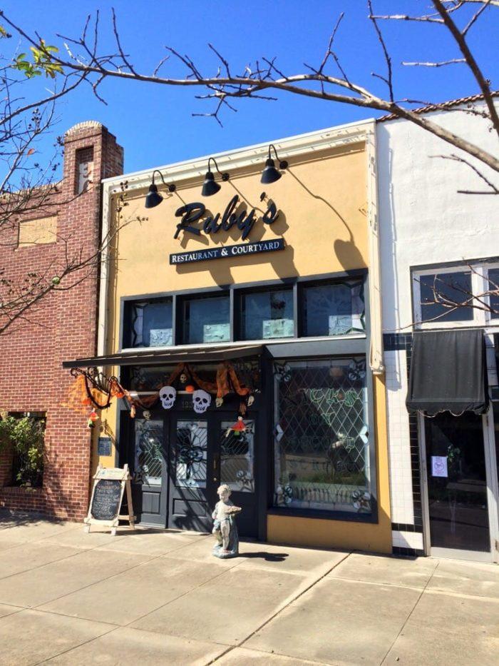 Ruby's, 221 W Walnut Ave.