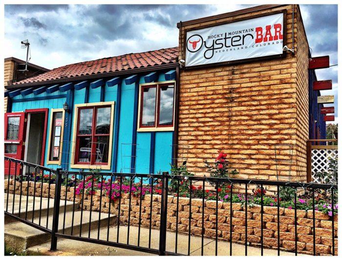 4. Rocky Mountain Oyster Bar (Nederland)