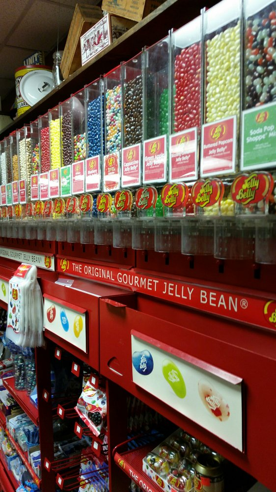 And for Jelly Bean lovers...there are more than 50 flavors available here.
