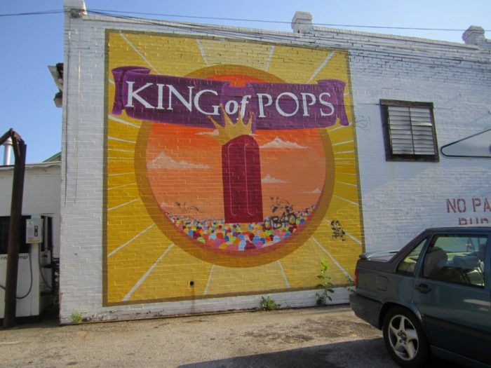 2. Snag Yourself a Popsicle at King of Pops