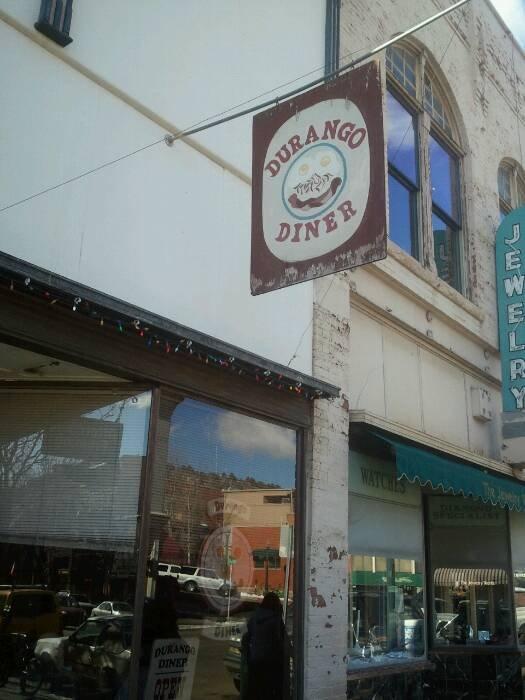 6. Durango Diner (Durango)