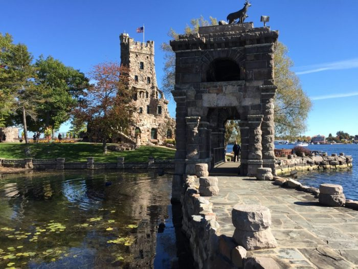 7. Enjoy a boat tour out in the Thousand Islands and take a trip to one of our famous castles.