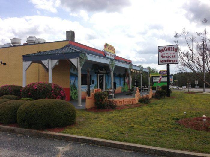 Mexican Restaurant North Augusta Sc