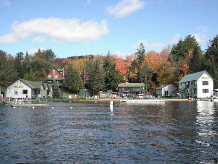 8. Kenmore Housekeeping Cottages -