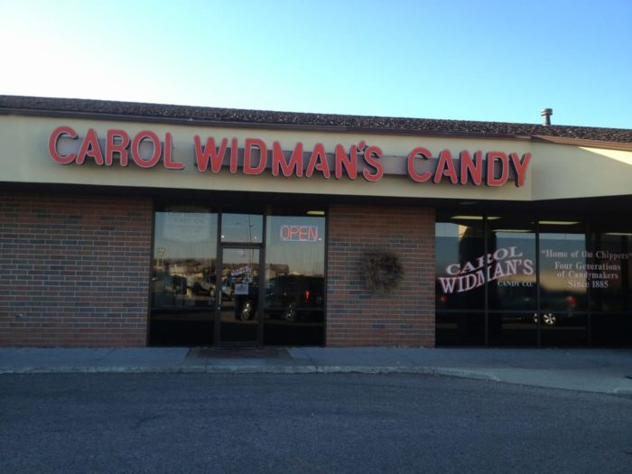Widman's also has a location in Fargo, and if you're far - no worries, you can order their candy to be delivered to you in the mail