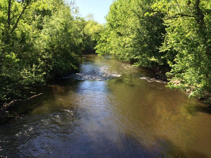 4. Quinnipiac River Gorge Trail (South Meriden)