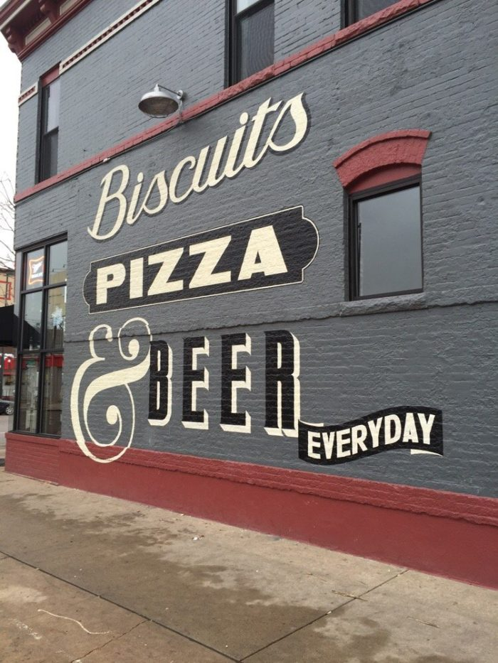 5. Denver Biscuit Company & Fat Sully's Pizza