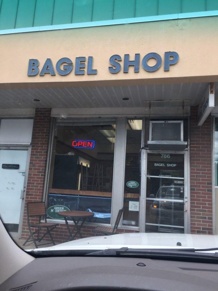 3. Alex's Bagel Shop, Longmeadow