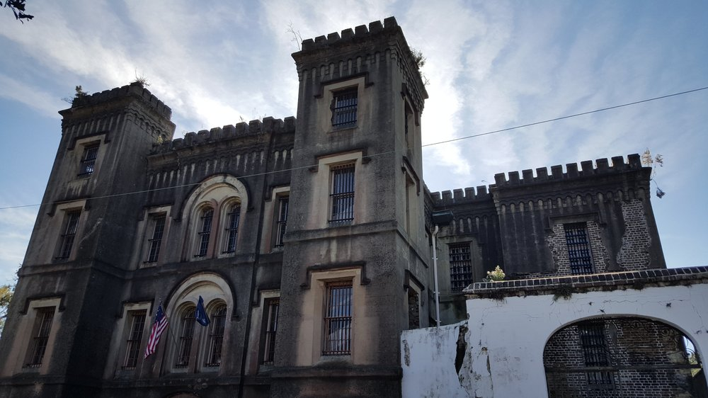 A terrifying tour of this south carolina jail is not for for Most haunted places in south carolina