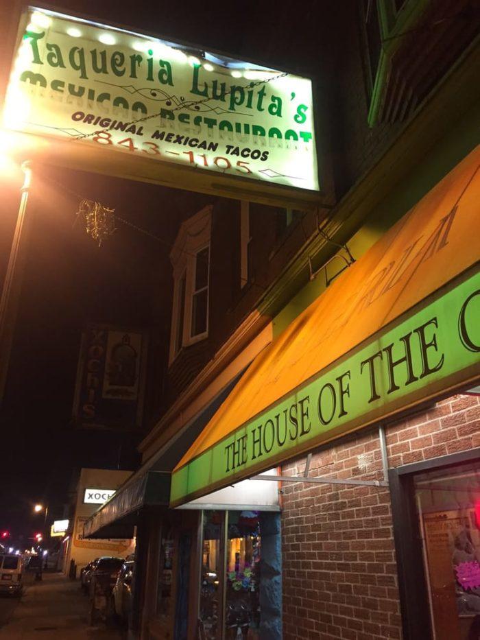 10. Taqueria Lupita's (3443 Bagley Ave, Detroit)