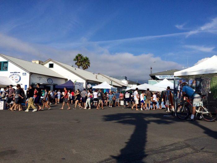4. Santa Barbara Harbor and Seafood Festival: October 15