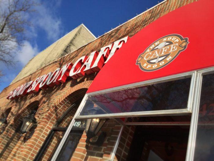 10) Soup Spoon Cafe (1419 E Michigan Ave, Lansing)