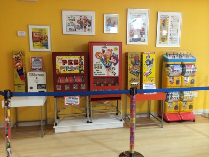 Then explore a little more! Check out these vintage candy machines and old time ads for a blast from the past.