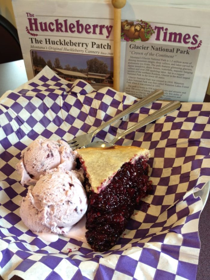 10. You know all the best spots to get huckleberry pie.