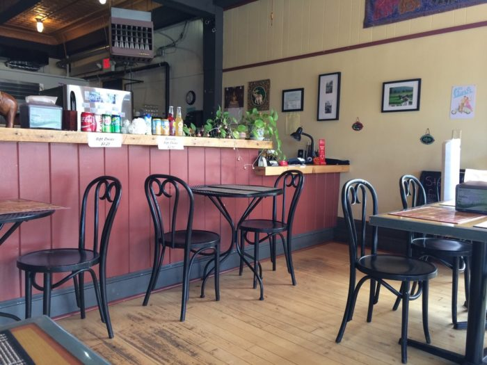 12.  East West Cafe - 2 N Winooski Avenue, Burlington