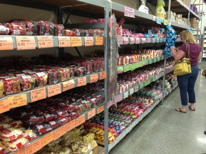 ...and other types of freeze-dried fruits and berries.