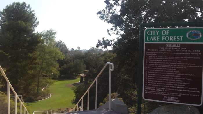 11. Lake Forest