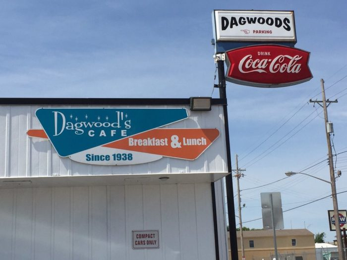 3. Dagwood's Cafe (Kansas City)