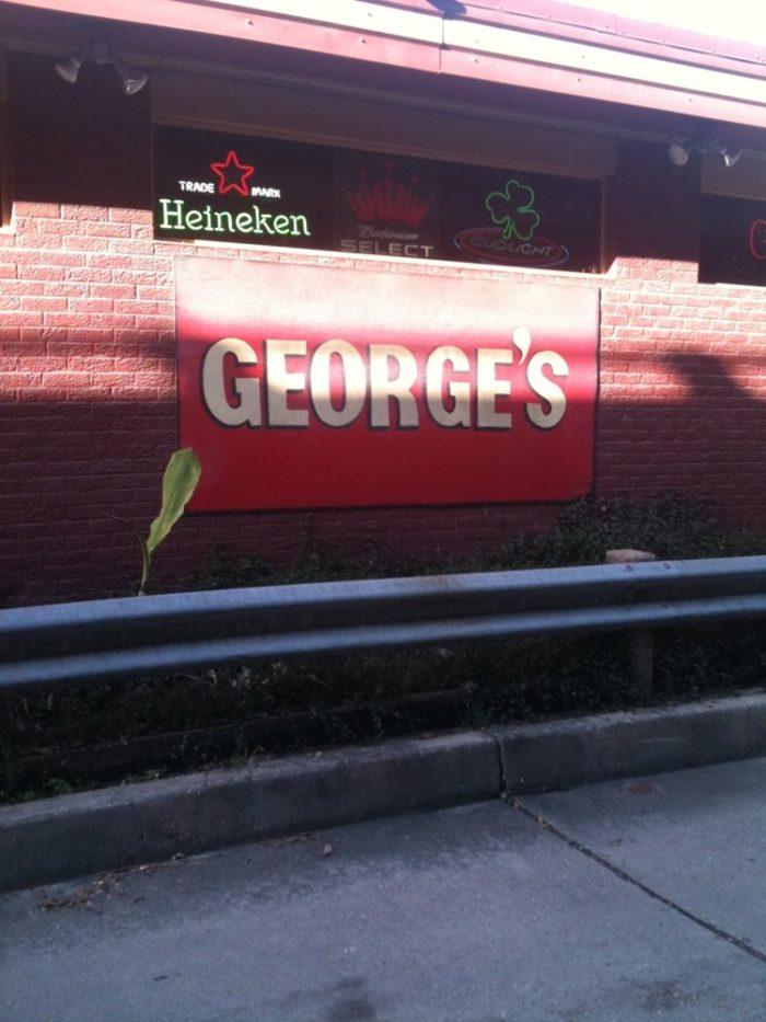3. George's, 2943 Perkins Rd., Baton Rouge