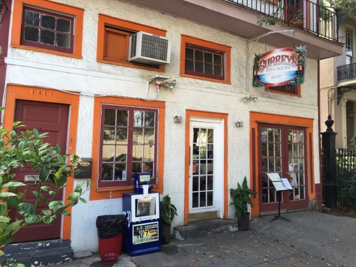 10) Surrey's Café & Juice Bar, 1418 Magazine St.