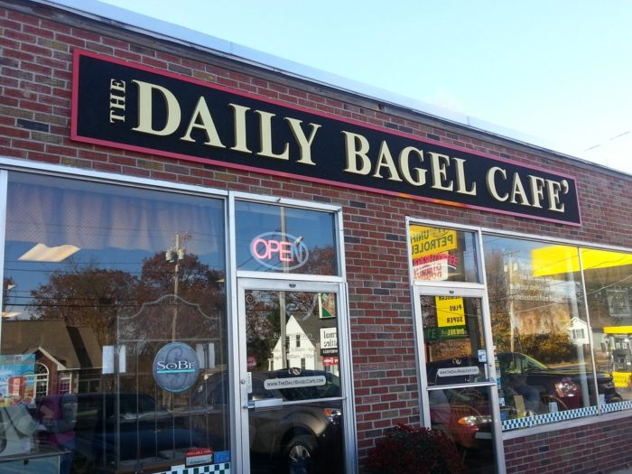 5. The Daily Bagel Cafe, Leominster