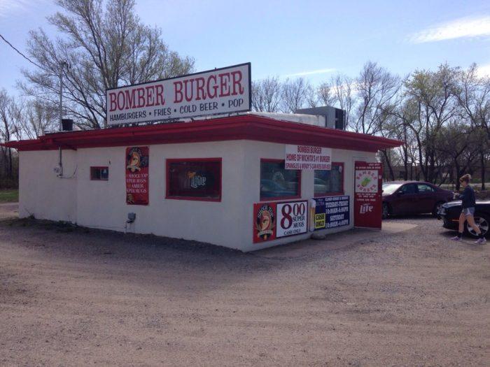 3. Bomber Burger (Wichita)