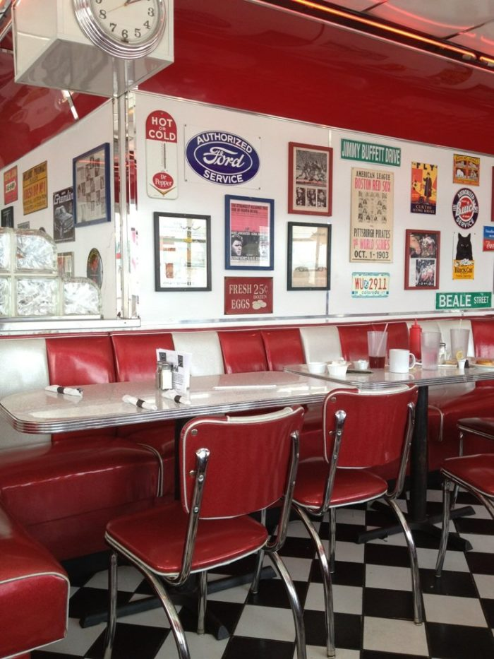 Opening on July 4th, 2007, the I-70 Diner became an instant icon, bringing in both locals and cross-country travelers with its eye-catching retro look and convenient location.