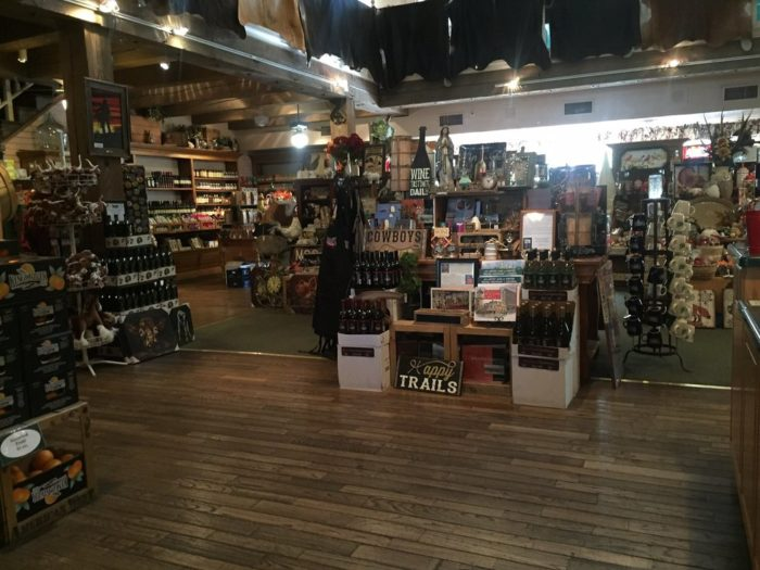 After your meal, wander through the Country Store, where you'll find lots of locally-made products and gifts.
