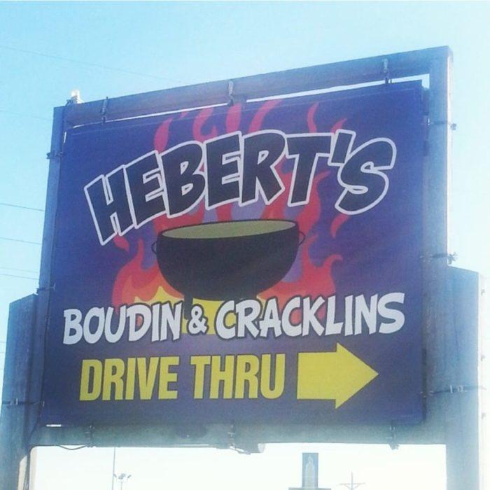 5. Herberts Boudin & Cracklins, 7683 LA-31, Opelousas