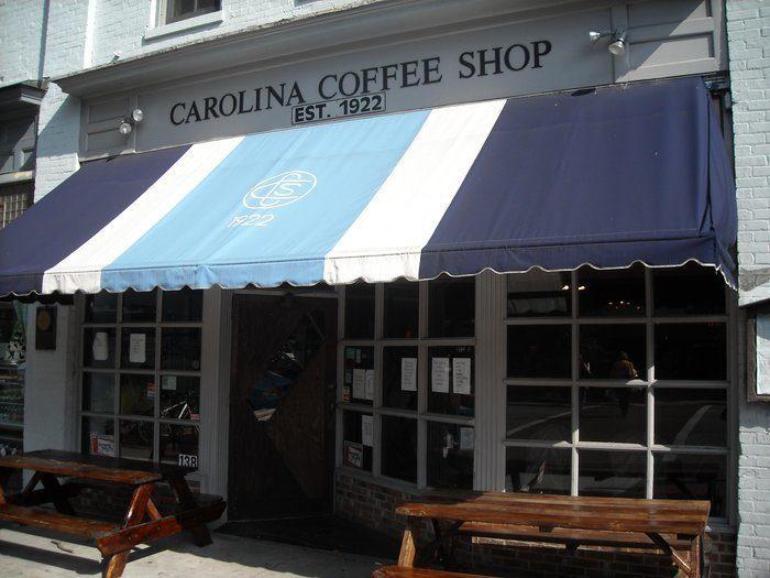 1. Carolina Coffee Shop