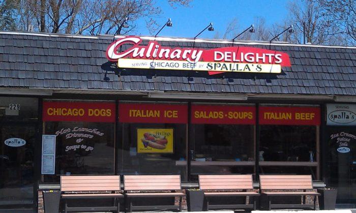 6. Spalla's Chicago Italian Beef, Natick