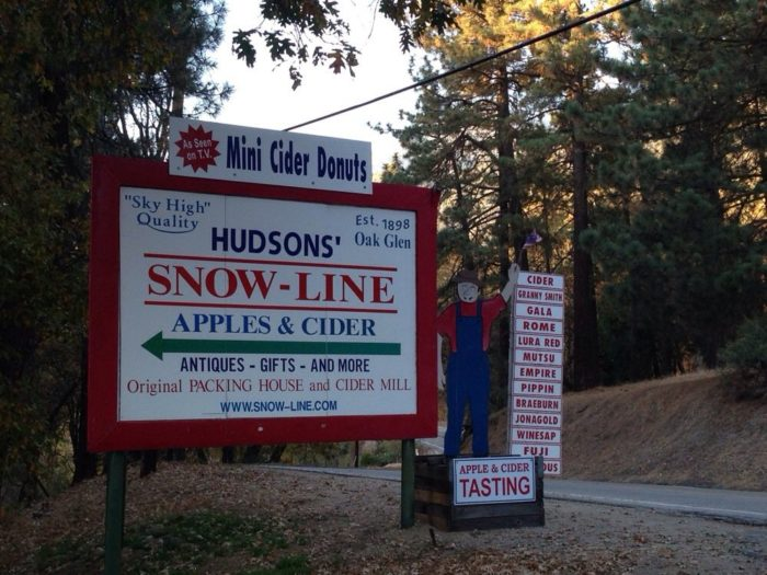 4. Snow-Line Orchards -- 39400 Oak Glen Rd, Yucaipa, CA 92399