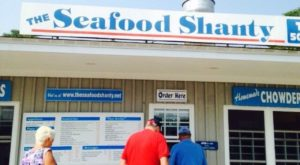 These 10 Seafood Shacks In Massachusetts Will Make Your Mouth Water