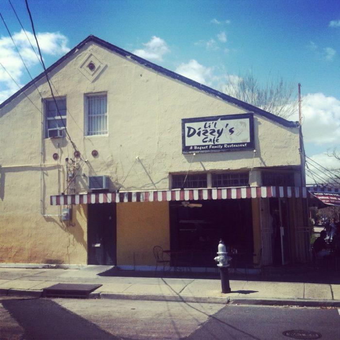 8) Lil Dizzy's, 1500 Esplanade Ave.