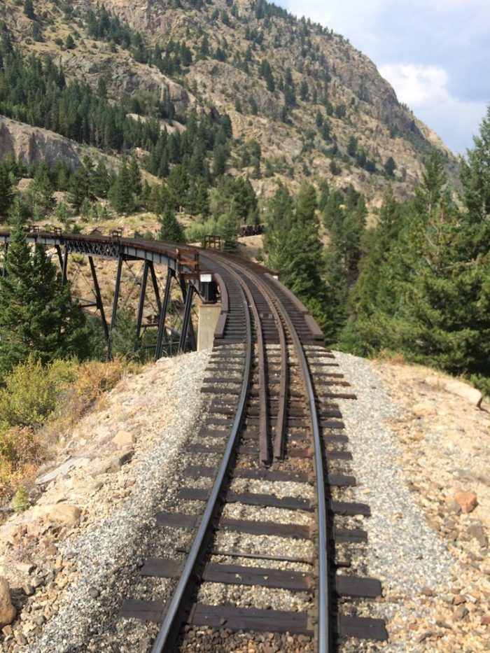 Thankfully, in the late 1950s, the Georgetown Loop Historic Mining & Railroad Park was formed by the Colorado Historical Society and the area was restored and reopened in 1984.